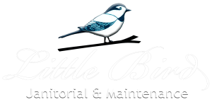 little bird maintenance footer